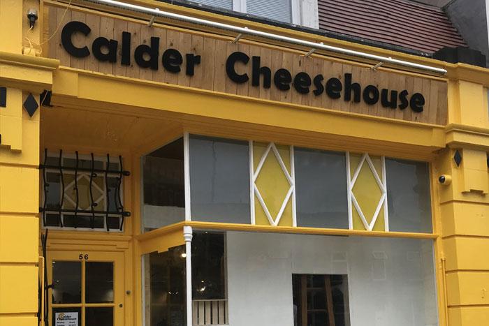 calder cheesehouse